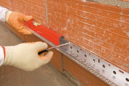 Provádění kontaktních zateplovacích systémů
