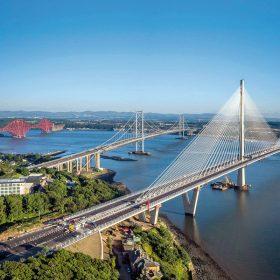Nejvyšší most ve Velké Británii byl uveden do provozu