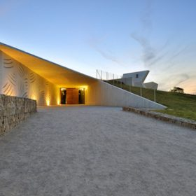 ARCHEOPARK PAVLOV VÍTĚZEM ČESKÉ CENY ZA ARCHITEKTURU 2017