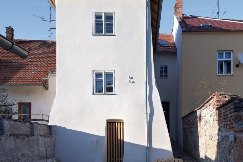 Štajnhaus nebyl projekt - Štajnhaus byl proces