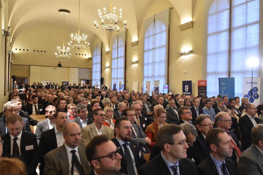 Pražský hrad bude hostit Setkání lídrů českého stavebnictví
