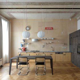 Měšťanský byt