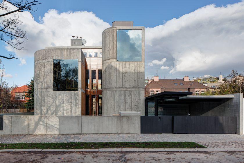 Pleskotův betonový dům
