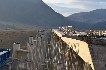 Poznatky zinstalace předpětí do různých typů nosných konstrukcí mostů na D1 Hubová–Ivachnová