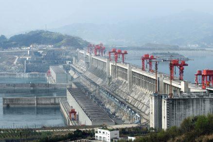 Analýza: Vodní elektrárny