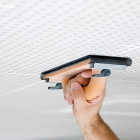 Akustické chladicí stropy