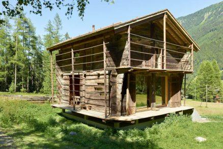 Proměna stodoly na komfortní bydlení