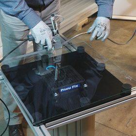 Rychlá a efektivní výroba izolačních skel