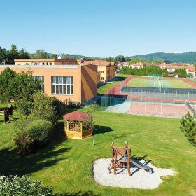 Zlepšení tepelnětechnických vlastností budov Základní a mateřské školy Broumy