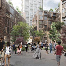 Revitalizace centra města Detroit