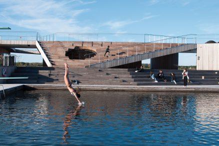 Fjordpark - nový úhel pohledu na využití chladných skandinávských fjordů