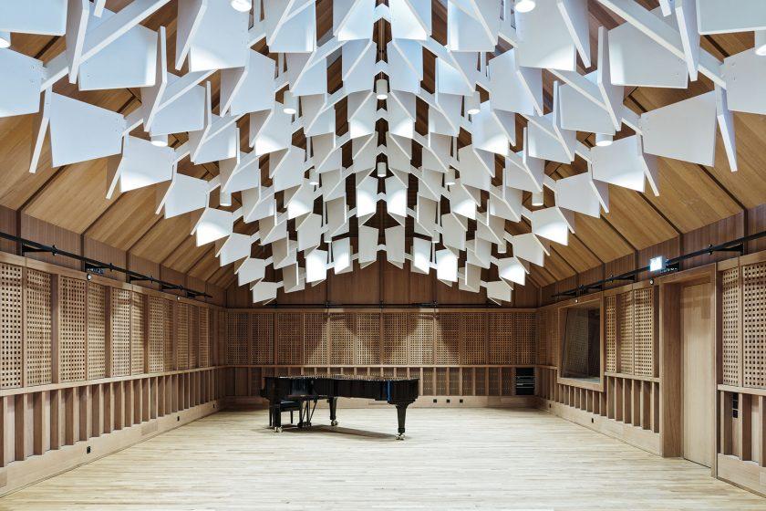 Architektura v rytmu jazzu