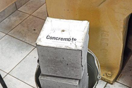 Sledování vývoje betonu v reálném čase