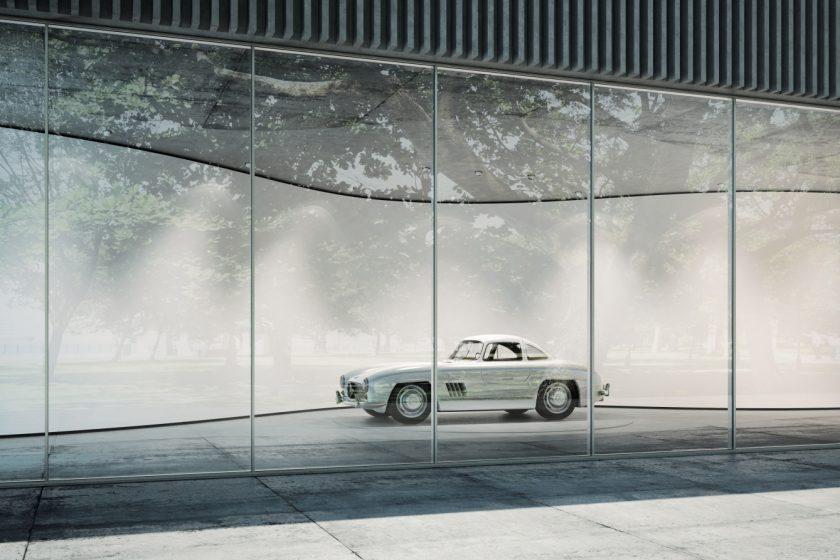 Transparentní design u fasád rezidencí i administrativních budov