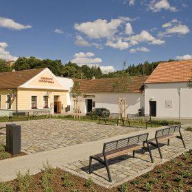Revitalizace centra obce Bílovice na Svitavou