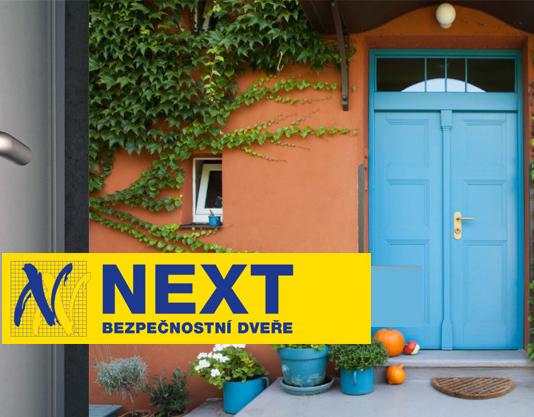 Bezpečnostní dveře jedině od českého výrobce