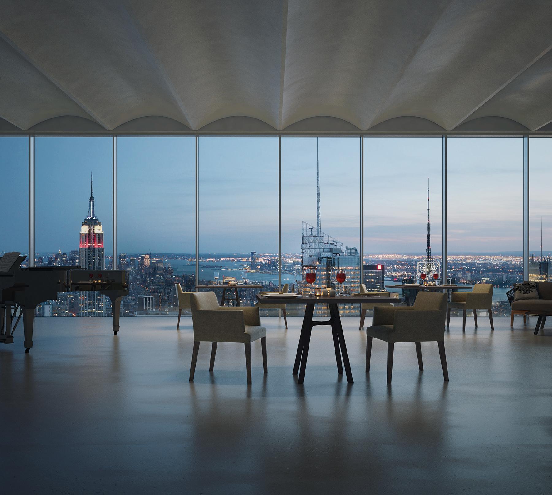 Panoramatická fasáda Schüco FWS 35 PD umožní nerušený výhled