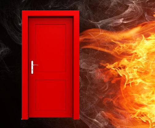 Jak se orientovat při výběru protipožárních dveří
