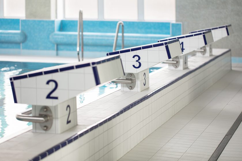 Úspěšně rekonstruovaný bazén ve Vysokém Mýtě  se systémem posuvného dna
