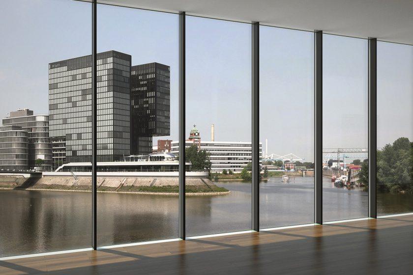 Architektonické výzvy: Skleněné fasády