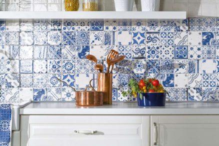 Patterned Tiles aneb obklady ve znamení vzorů
