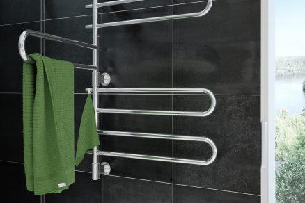 Estetické radiátory a sušáky s technologickým náskokem