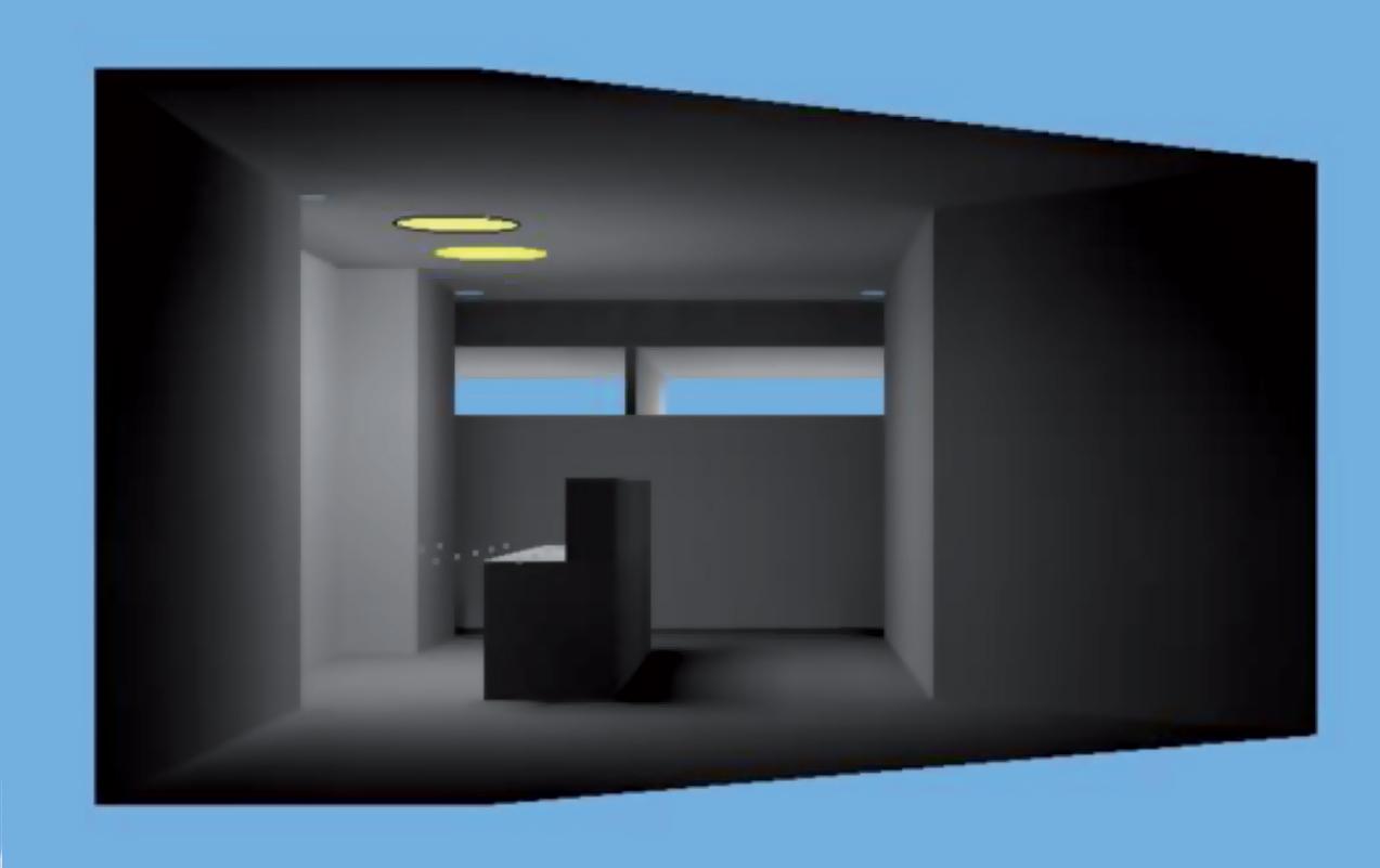 Hodnocení denního osvětlení vnitřních prostorů světlovody