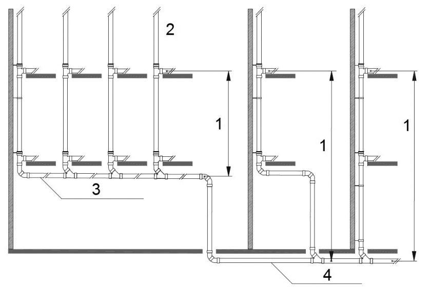 Zásady navrhování odpadního splaškového potrubí