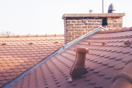 Bezpečnost při opravách komínů