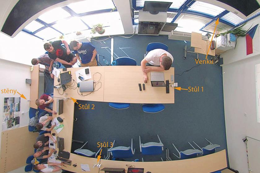 Jak větrací jednotka působí na vnitřní prostředí místnosti?