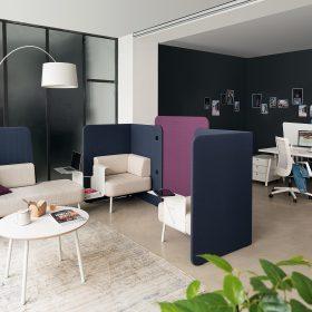 Kanceláře ve stylu New Work a návrat k open space