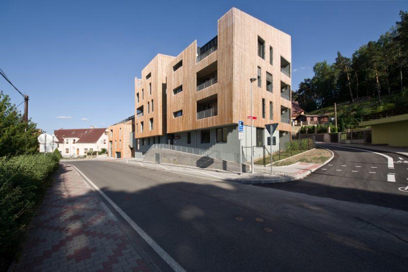 Inovativní novinky Ceresit se uplatnily při stavbě bytového domu LakePark residence ve Starých Splavech