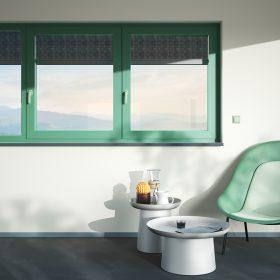 heroal (ještě více) přiznává barvu – s barvami Les Couleurs® Le Corbusier