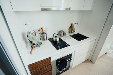 Malá kuchyň? Žádný problém! Využijte prostor chytře a efektivně
