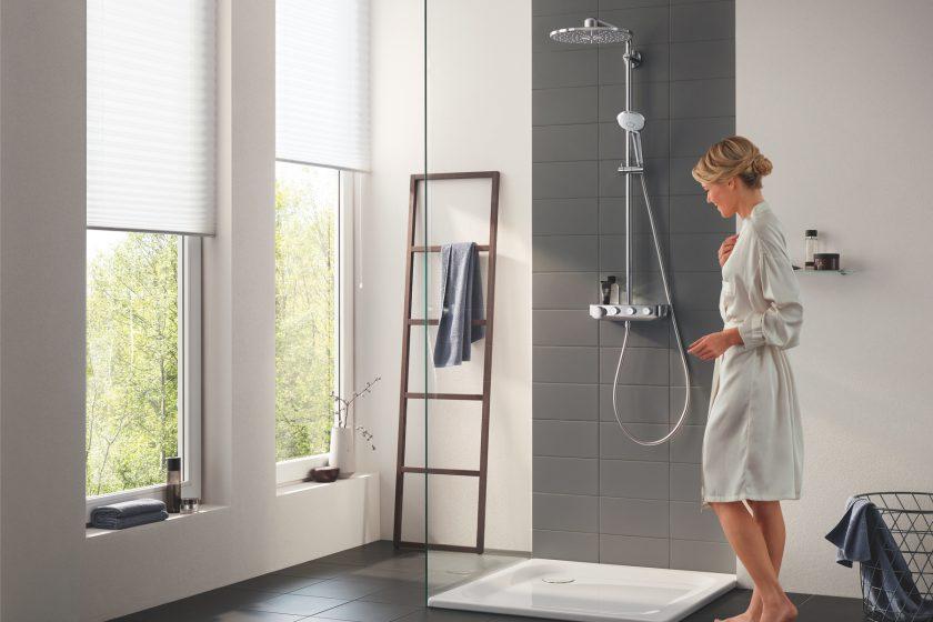 Nový sprchový systém GROHE Euphoria SmartControl
