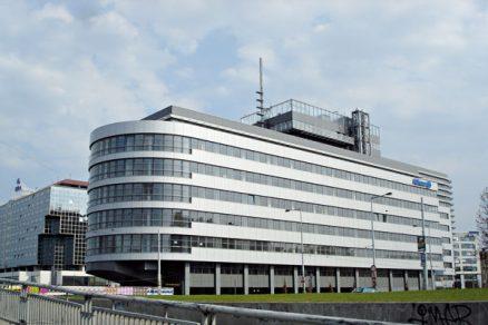 Inteligentní budovy šetří energii