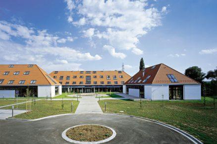Inteligentní budovy využívají moderní technologie