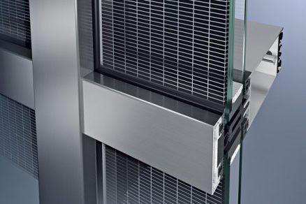 Inteligentní fasády se zabudovanou fotovoltaikou