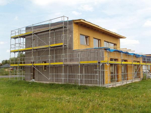 Jaké tloušťky izolace je zapotřebí při výstavbě nízkoenergetického domu?