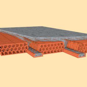 Jednoduchá realizace keramických stropů