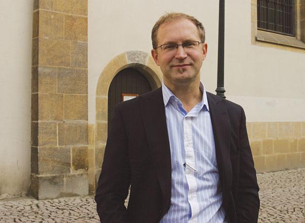 Jiří Boudník: Mám optimismus do zásoby