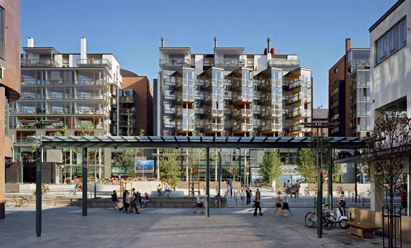 Kamppi Center je novým srdcem Helsinek