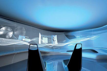 Kancelář virtuální budoucnosti