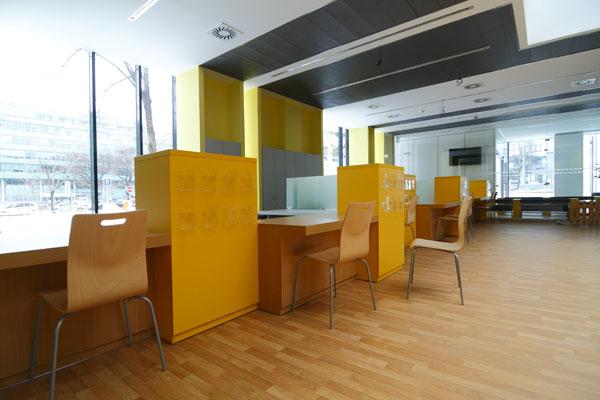 Kanceláře budoucnosti: Kavárna nebo open space?