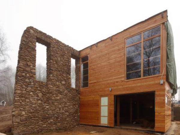KASPER CZ představí na veletrhu Dřevostavby 2011 progresivní stavby i technologie