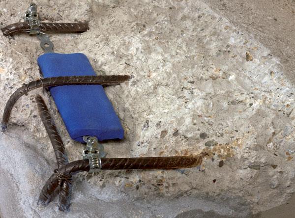 Katodová ochrana železobetonových konstrukcí