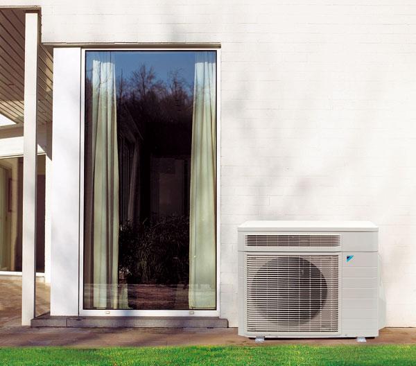 Klimatizace spřímým chlazením