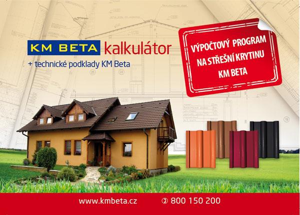 KM Beta představuje nový výpočtový program