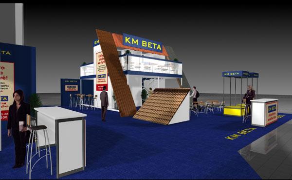 KM Beta zve na letošní Stavební veletrhy