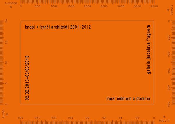 Knesl + Kynčl architekti: Mezi městem a domem